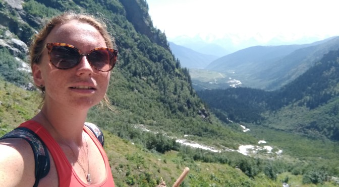 About Svaneti, waterfalls and simple pleasures